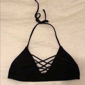Black Bikini Top
